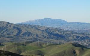 photo of Mt Diablo